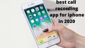 Best call recording app for iPhone in 2020