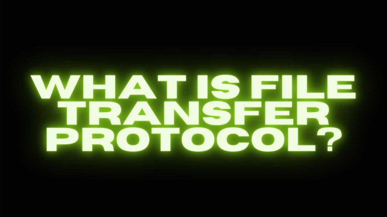 what is File Transfer Protocol?
