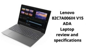 Lenovo 82C7A006IH V15 ADA Laptop review and specifications